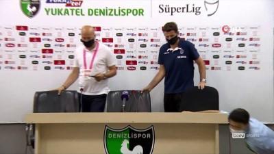 Trabzonspor Teknik Direktörü Çimşir: 'Bu işi çok fazla beceremedim'