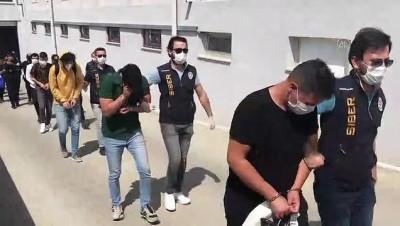 Adana merkezli 10 ildeki yasa dışı bahis soruşturmasında 14 zanlı tutuklandı