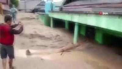 - Endonezya'da sel felaketi: 15 ölü, 46 kayıp