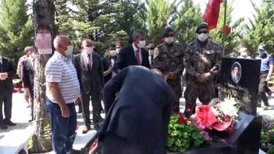 """sivil toplum kurulusu -  15 Temmuz şehidi PÖH Hakan Yorulmaz'ın babası: """"Bu ülkenin kaderini Seyit Onbaşılar ile 15 Temmuz kahramanları belirledi"""""""