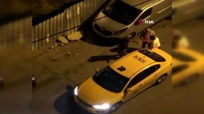 sarkici -  İstanbul'da müşterisini yumruklayan taksicinin belgesi süresiz iptal