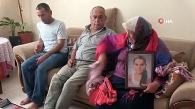 PKK terör örgütünün kaçırdığı Esra'nın ailesi döneceği günü bekliyor