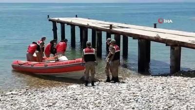 Van Gölü'nde çıkarılan ceset sayısı 34 oldu