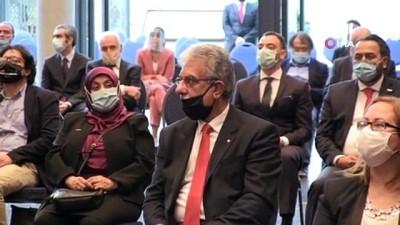 sivil toplum kurulusu -  - Berlin'de 15 Temmuz anma etkinliği - Büyükelçi Aydın: 'Almanya başından beri FETÖ için cazip bir ülke oldu'