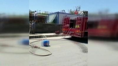 kurtarma operasyonu -  Bodrum'da itfaiye ekipleri 12 saatte 12 olaya müdahale etti