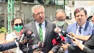 """CHP """"çoklu baro"""" düzenlemesinin iptali için Anayasa Mahkemesine başvurdu"""