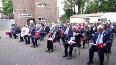 sivil toplum kurulusu -  - Köln'de 15 Temmuz şehitleri anıldı - Büyükelçi Erciyes: 'FETÖ yurt dışı faaliyetlerine ağırlık vermeye başlamıştır'