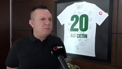 """15 Temmuz gecesi Çardak'ta FETÖ'cü askerleri ikna eden Başkan Ali Çetin: """"Darbeci yarbayı vurmayı düşündüm"""""""
