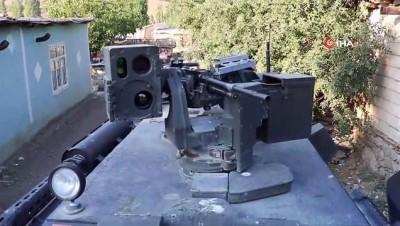 yakalama karari -  Siirt'te PKK terör örgütüne üye olmaktan aranan 4 kişi yakalandı