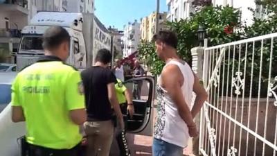 Polisten kaçan yabancı uyruklu sürücü: 'Mafya zannettim'