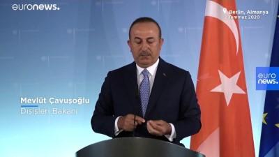 Akdeniz'de savaş gemisine kilit atıldığı iddiası: Bakan Çavuşoğlu Fransa'dan özür talebinde bulundu