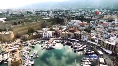 """MSB'den Kıbrıs paylaşımı: """"Bir gece ansızın gelebiliriz"""""""