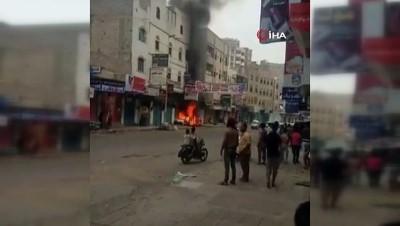 yakalama karari -  - Yemen'de çatışma: 2 ölü