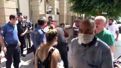 adliye binasi -  Adana Adliyesi'nde silahlı kavga: 5 yaralı