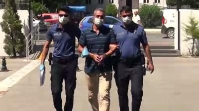adliye binasi -  FETÖ/PDY suçundan hapis cezası bulunan şüpheli yakalandı
