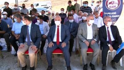 Elazığ'da bir köy güneş enerjisi ile suya kavuştu