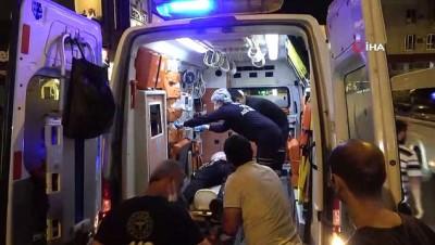 Ağabeyi tarafından bıçaklanan şahıs ağır yaralandı