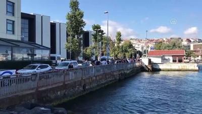 Beşiktaş'ta denize giren kişi boğuldu - İSTANBUL