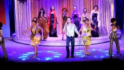 'Hisseli Harikalar Kumpanyası' müzikali Bodrum'da sahnelendi - MUĞLA