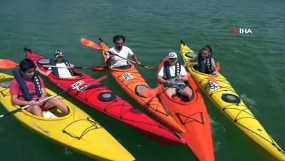 yaris - Samsun'da ücretsiz kano eğitimi