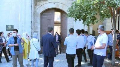 cuma namazi - Ayasofya-i Kebir Cami-i Şerifi'nin ibadete açılması - Ali Erbaş / Mustafa Destici - İSTANBUL