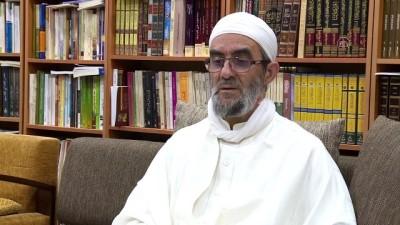 cuma namazi - Cezayirliler, Ayasofya-i Kebir Cami-i Şerifi'nin yeniden ibadete açılmasını sevinçle karşıladı - CEZAYİR