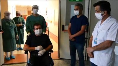 Soma faciasından kurtulan işçi Kovid-19'u da atlattı - MANİSA