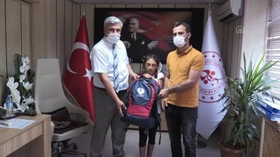 Türkiye Cimnastik Federasyonundan 'Bingöl'ün lastik kızı'na milli takım forması