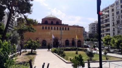- Yunanistan'da bayraklar yarıya indirildi - Kiliselerde yas çanları çalıyor