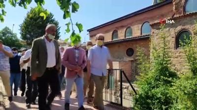Ak Parti'den 'İznik Ayasofya müze olsun' talebine sert tepki