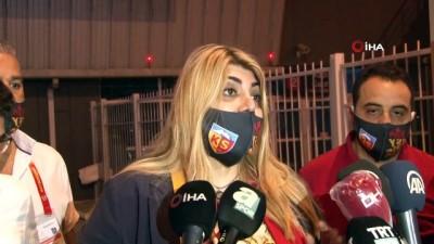 """Berna Gözbaşı: """"Hakem hataları yüzünden kaç puan kaybettik hesaplayamıyorum"""""""