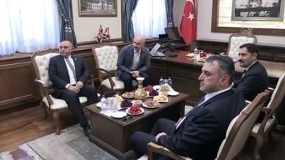 Karaismailoğlu: 'Artık laf dinleyen değil, yöneten Türkiye var' - AMASYA