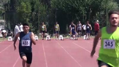 yaris - Olimpik deneme yarışları başladı - ESKİŞEHİR