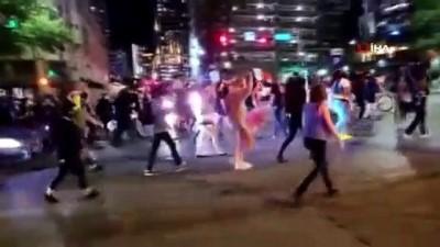 protesto -  - ABD'de ırkçılık karşıtı protestolar sırasında ateş açıldı: 1 ölü