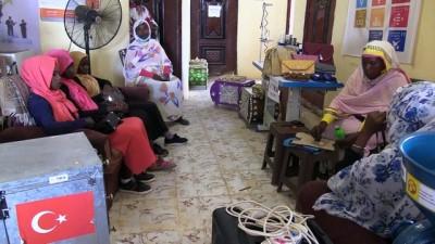 TİKA'dan Sudan'da kadın istihdamına destek - HARTUM