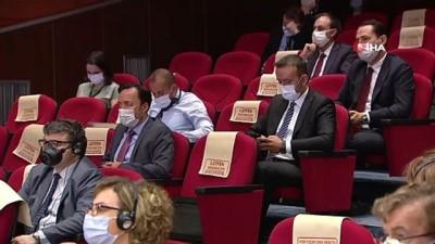 ispanya -  Bakan Çavuşoğlu, İspanyol mevkidaşı ile ortak basın toplantısı düzenledi