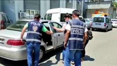 İkinci el araç satışı dolandırıcısı 3 kadın tutuklandı