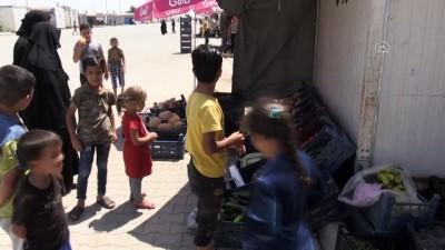 Suriyeliler bir bayrama daha buruk giriyor - KİLİS