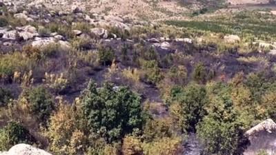 Orman yangını (2) - KIRKLARELİ
