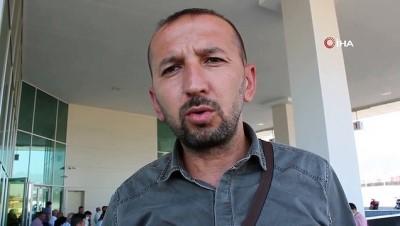 """Mersin'deki kazaya tanık olan otobüs şoförü: """"El freni ve vites şoförün elinde kalmış"""""""