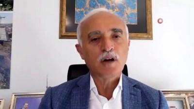 """TAİK Başkanı Yalçındağ: """"Türkiye fırsatları değerlendirmeli ABD pazarında daha çok yer almalı"""""""