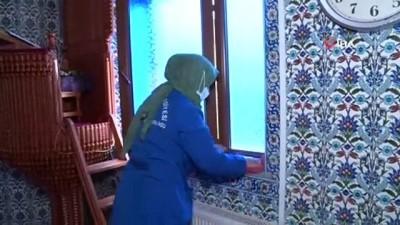 Ümraniye'deki camiler bayramda Kabe kokusu ile kokacak