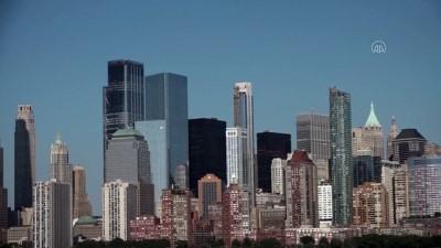 protesto - Amerika'da uçakla 'Azerbaycan'daki Ermeni işgalini durdurun' pankartı dolaştırıldı - NEW YORK