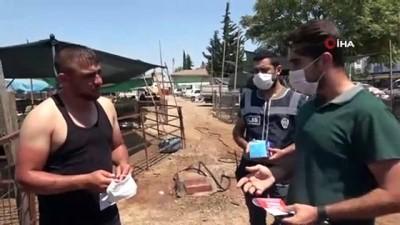 alisveris -  Antalya polisinden kurban pazarında dolandırıcılık ve korona virüs uyarısı