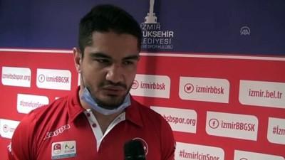 Milli güreşçi Taha Akgül, eski performansına kavuşmak istiyor - İZMİR