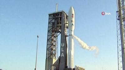 atmosfer -  - NASA'nın yeni nesil uzay aracı Perseverance Mars'a gönderildi