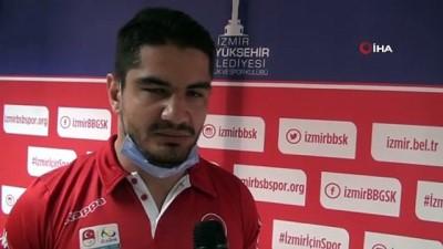 Olimpiyat şampiyon milli güreşçi Taha Akgül, Maraton İzmir'i dünyaya tanıtacak