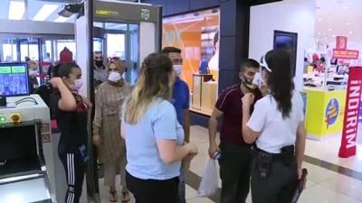 alisveris - Polis ekipleri bayram öncesi özel güvenlik tedbirlerini denetledi - ANKARA