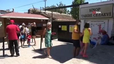 alisveris -  Sinop Tarihi Cezaevi ve Müzesi'ne 3,3 milyon euroluk restorasyon