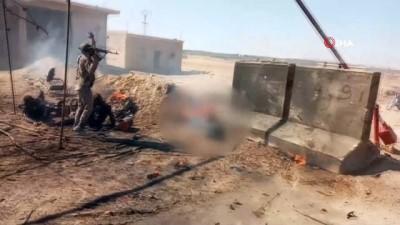 saldiri -  - Tel Halef'de bomba yüklü araç patladı: 6 ölü, 3 yaralı